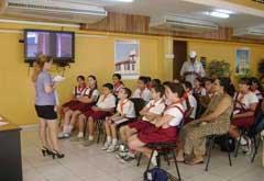 Gertrudis Gómez de Avellaneda: Gran homenaje desde almas infantiles