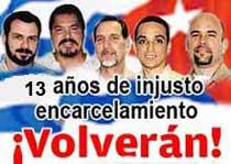 Vastas jornadas de solidaridad con Los Cinco en Camagüey