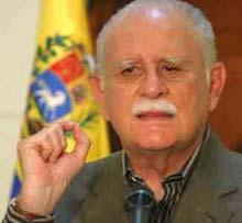 Alerta Rangel sobre campañas desestabilizadoras en Venezuela