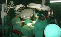 Positivos resultados de compleja cirugía en hospital camagüeyano