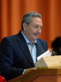 Dentro del marco de la ley seremos implacables, asevera Raúl